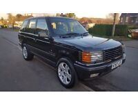P38 v8 4.0 full service history up to 91,000 needs nothing all original.