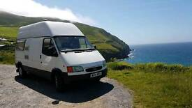 Lovely fully kitted out van
