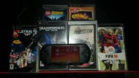 PSP E1004 good condition used
