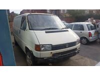 Vw t4 2.4 d 1000 lwb need engien and gear box