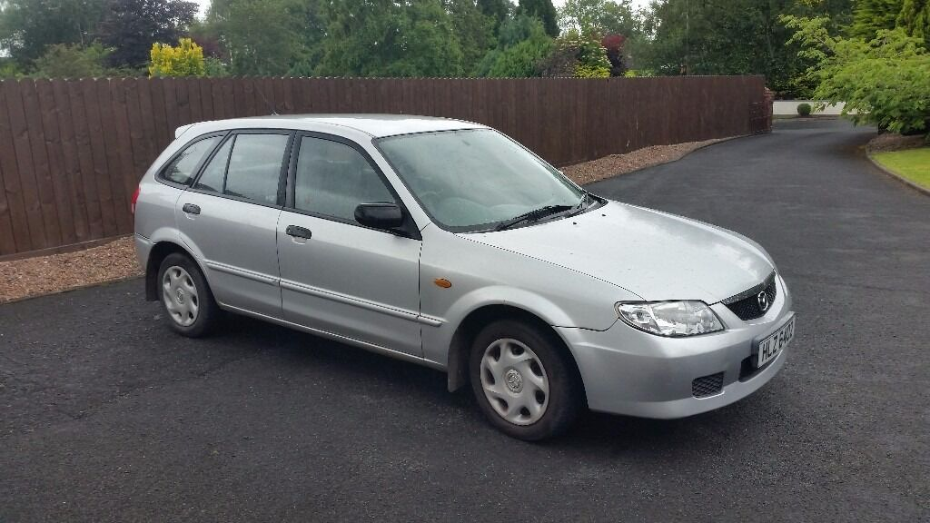 163 375 Mazda 323f 5dr In Craigavon County Armagh Gumtree