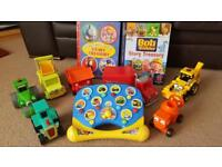 Bob The Builder Toy and Book Bundle