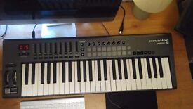 Novation Launchkey S49 midi keyboard