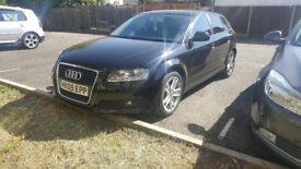 A3 TDI FACE LIFT 2009 1.9 £30 TAX