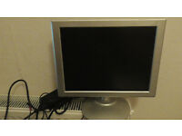 15in LCD Monitor