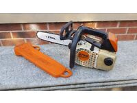 Stihl MS200T Chainsaw Topping Saw