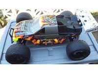 Nitro rc car, HONG NOR X2