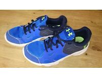Under Armour Trainers Size 3