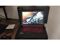 Acer Nitro 5 I7-7700HQ 118GB SSD + 1TB HDD GTX 1050 4GB