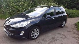 SOLD SOLD SOLD Peugeot 308 SW - 7 Seater Estate estate - 1.6 HDi SE Model SOLD SOLD SOLD