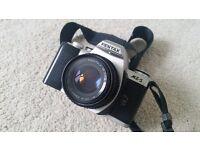 Pentax mz5 35mm slr camera and 28-70 Pentax lens