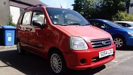 SUZUKI Wagon R+ Low mileage,TAX, and insurance