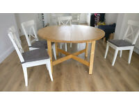 Habitat extending dining table - excellent condition