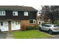 Bright and spacious 3 bedroom house available now in Merrow, Guildford.