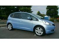 Honda Jazz 1.4 EX 5dr Manual Glass Panaramic Roof+FSH HPI Clear 1 Previous Owner