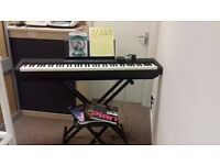 Yamaha P45B Keyboard plus accessories