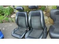 Gti leathers Peugeot 106