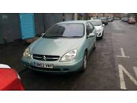 Citreon C5 diesel- Mint condition