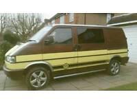 T4 1.9 diesel customized - ideal camper