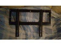 "TV Wall Bracket Mount 26 30 32 37 40 42 46 50 55"" Inch LCD LED Plasma"
