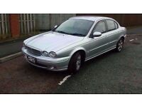 2006 jaguar x-type 2.0 turbo diesel sport great drive high spec