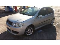53plate fiat punto sporting £500ono full service history, service due shortly