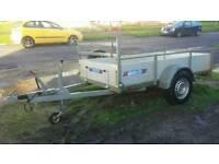 1.3t braked trailer