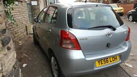 TOYOTA YARIS 5 DOOR FULLY WORKING