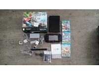 Nintendo Wii U Console and Games Bundle