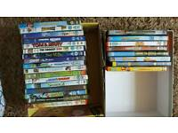 Job Lot children's dvds