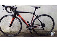 Saracen Tenet 01 2015 52cm Ladies Boys Racing Bike