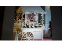 CANDY CART HIRE ALL SOUTH WALES AREA COVERED