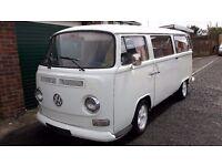 Millie -VW Type 2 Bay window Tax exempt Campervan