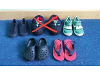 Shoes for boy size 7, 8