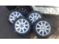 Ford Connect Alloy Wheels