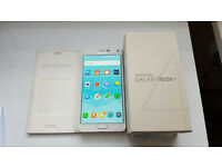 WHITE GALAXY NOTE 4 N910 32gb