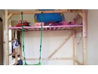 Single bunk Bed- custom build