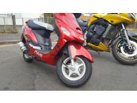 2014 50cc Pulse Scout Moped/Scooter Open to offers