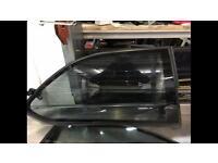 BMW e36 coupe rear quarter Windows 3 series