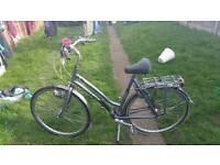 Dutch gazelle bike