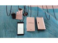 BOXED SONY XPERIA XA1 ULTRA 6-INCH SIMFREE SMARTPHONE,4GB RAM,32GB,23MP FRONT CAMERA,16MP R CAMERA