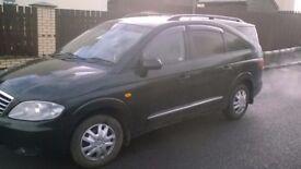 Rodius 2010,,,,2.7 diesel,7 Seater,Mot 14/11/18,(vw,audi,ford,mercedes)