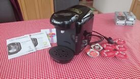 Bosch Tassimo coffee maker. Used a few times only. Excellent condition.