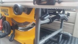 DeWalt DCS7485 54v XR Cordless Table Saw 2X9.0AH