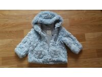 Girl's jackets and winter staff from size 9m to 2 years