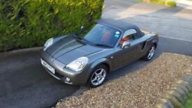 Toyota MR2 62,500 miles leather great condition mature owner