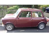 "Austin MINI ""30"" Low mileage,Long MOT £2650 ono call 07871 030600 NO txt msg's please"