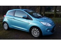 Ford Ka Zetec, low mileage, low road tax, great condition, air conditioning, heated windscreen