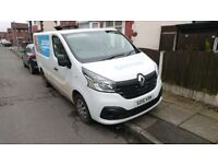 RENAULT TRAFIC FOR SALE. £8500 ono. No VAT.