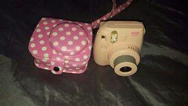 FUJIFILM instax mini8 photo printing camera